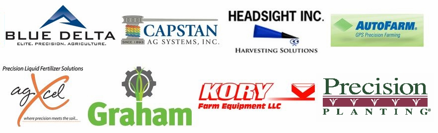 brands of precision ag technology