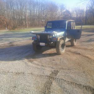 GPS Jeep